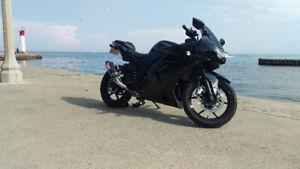 Mint shape 2011 Ninja 250cc