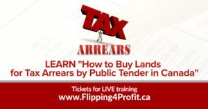 Alberta tax sale properties Rycroft