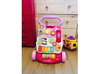 Vtech first step baby walker