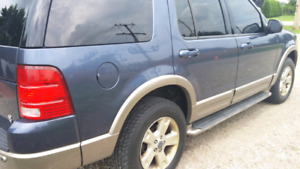 164,966 KMS CERTIFIED 03 FORD EDDIE BAUER EXCELLENT CONDITION