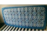 Single mattress brand new 6ft by 3ft