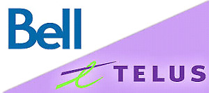 TELUS BELL KOODO UNLIMITED NATIONWIDE & USACELLPHONE PLAN$38-5GB