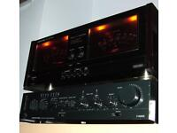 Onkyo M508 Power Amplifier & P3060 R preamplifier reference series