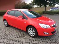Vauxhall Astra 1.4 Exclusive (2010)