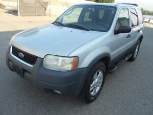2004 Ford Escap Auto AWD V6 3.0L Excellent Condition $4990