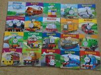 Thomas & Friends softback books