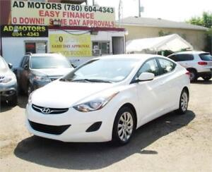 SOLD!!  Call/Text 780-604-4343 for other 2013 HYUNDAI ELANTRA GL