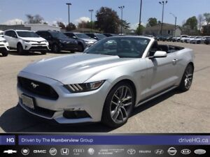 2016 Ford Mustang GT Premium | NO ACCIDENTS | ONE OWNER | LOADED