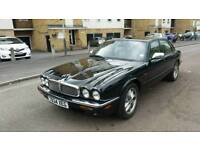 JAGUAR XJ8 3.2 SPORT AUTO !! CLASSIC IN BLACK 1999 DRIVES WELL VERY DESIRABLE !