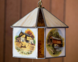 Country Style Pendant Light