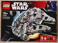 Stunning epic LEGO Ulimate Collectors Edition Millenium Falcon (10179)