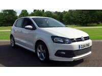 2014 Volkswagen Polo 1.2 60 R Line Style (AC) Manual Petrol Hatchback