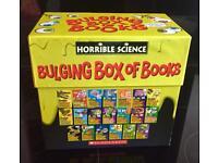 Horrible Science Bulging Box of Books