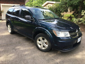 2013 Dodge Journey SUV, Crossover, LOW KMs