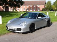 Porsche 996 Turbo Tiptronic Low Miles Extensive History