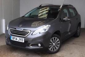 2014 Peugeot 2008 1.6 e-HDi Active 5 door EGC Diesel Estate