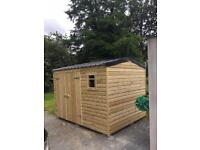 Any size!!-Sheds -Garden Offices -Man Caves -Summerhouses -Stables -Field Shelters