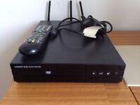 Linksys media centre extender with dvd model dma 2200-eu