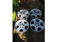Landrover Freelander Alloy Wheels.