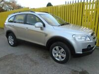 Fabulous Value 2009 59 Captiva 2.0 Diesel LTX 7 Seats 4x4 People Carrier 89899 Miles HPI Clear