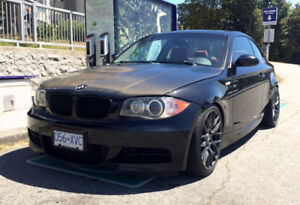 BMW 135i E82 M Sport Coupe LOW MILES lots of goodies serviced