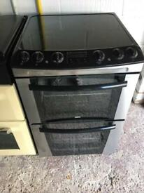 Gorgeous 60cm Electric Zanussi Cooker Fully Working Order VGC Just £125 Sittingbourne