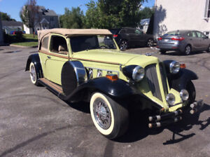 Duesenberg Kit Car 1933