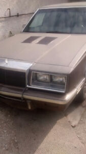 1985 Chrysler New Yorker Turbo