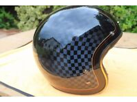 Bell Open face helmet classic style