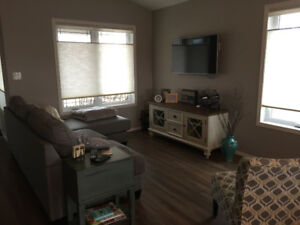 Furnished or unfurnished basement room available to rent