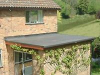 Flat Roofing constuction and roofing, 20 year guarantee, 50 year life expectancy