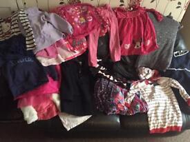 Girls clothes bundle age 2-3 & 3-4
