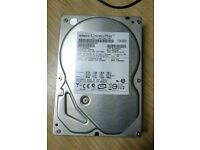 "Hitachi 500GB 3,5"" IDE(!) desktop hard drive - Cinemastar series -"