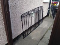 Wrought Iron Gates for a driveway - x3