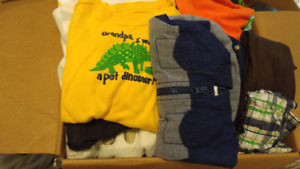 Boys Clothing lot (75 Items)