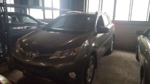 2013 Toyota RAV4 XLE FWD GPS + BLUETOOTH + MAGS + TOIT OUVRANT +