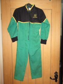 John Deere Kids Children's Overalls / Coverall / Boiler Suit