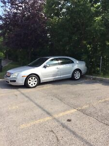 2006 FORD FUSION *AUTOMATIC *Bas Km *Low Km