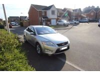 FORD MONDEO 2 LITRE PETROL - 2010 (60); IMMACULATE ORDER; 73303 MILES; FANTASTIC CLEAN CAR; SAT NAV