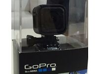 Gopro hero 4 session boxed and new condition