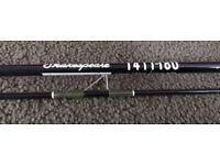 Shakespeare Fly Fishing Rod 1411-180 1.8m 2pc Light Weight Short Rod
