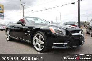2013 Mercedes-Benz SL550 AMG |ACCIDENT FREE|NAVI|MASSAGING SEATS
