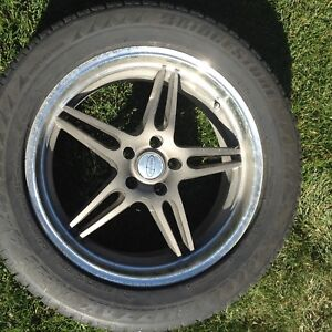 Mercedes ml rims and tires