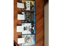 PS4 + Xbox One Games