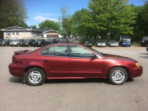 2003 Pontiac Grand Am Familiale
