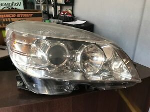 2008 - 2013 Mercedes c-class headlight assembly L+R