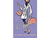 L'AFFAIRE by Diane Johnson : NEW BOOK