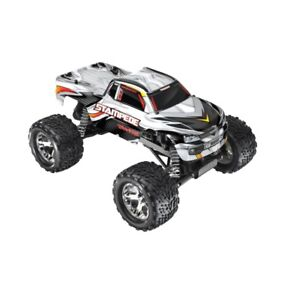 Traxxas Stampede 2WD 1/10 Scale RC Monster Truck - White