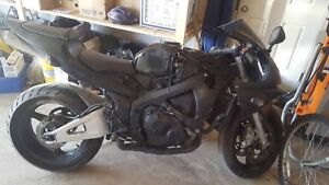 Cbr600rr and 08 500 rubicon and 86 carbureted Chevy short box