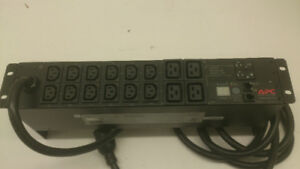 APC PDU Power Distribution Unit AP7811 2U 24A 208V
